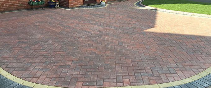 New Block Paving Driveway, Calder Drive, Sutton Coldfield