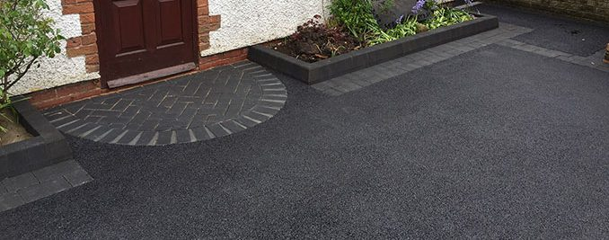 New Tarmac Drive in Birmingham
