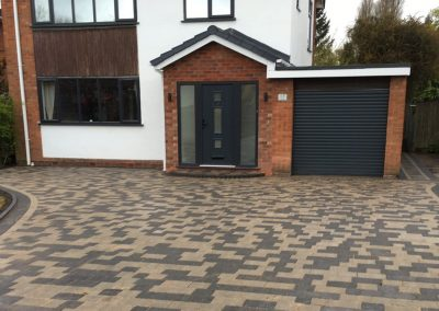 cobbled driveway birmingham