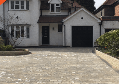 driveways birmingham after shot